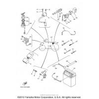 Faisceau Electrique Yamaha 125 Breeze 3FA-82590-30-00