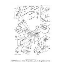Boitier CDI Yamaha 450 Grizzly 17S-85540-00-00