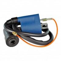 External Ignition Coil-Yamaha-DT50-PW50-RT100-TT250-TT225-TTR250- TW200-WR250-WR400-WR426-XT350-YZ250-YZ400-YZ80