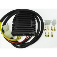 Régulateur Mosfet-Suzuki-DL1000 V-Strom-TL1000R-TL1000S-Honda-CBR600 Hurricane-VFR800