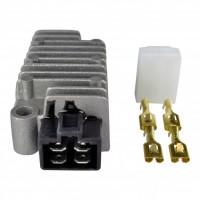 Régulator Rectifier-Yamaha-TW200-XT225-XV250 Virago-FZR400-FZR600-FZR600R-SRX600-XJ600 Seca-XT600-SRX700