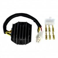Régulateur-Rectifieur-Kawasaki-Eliminator 250-EN500 Vulcan-EX250/500 Ninja-EN450-ZX1100-KZ750/1000/1100/550