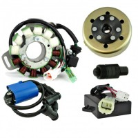 Allumage Stator-Rotor-CDI-Bobine- Yamaha 350 Banshee