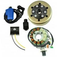 Allumage Stator-Rotor-Régulateur-Bobine - Yamaha 350 Banshee