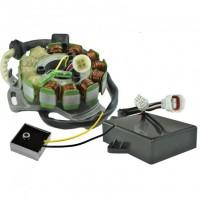 Stator-Régulator-CDI-Yamaha-350 Banshee