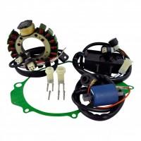 Ignition-Stator-Ignition Coil-CDI-Stator Cover Gasket-Yamaha-350 Warrior