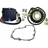 Kit Stator Regulator Rectifier Mosfet Stator Cover Gasket Suzuki GSXR600 GSXR750