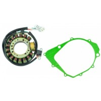 Stator-Cover Gasket-Yamaha-350 Wolverine