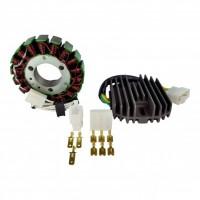 Stator - Régulateur- Suzuki GSXR600 - GSXR750 - GSXR1000