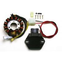 Stator-Regulator Rectifier-Husaberg-FC450-FE450-FS450- FE501-FC550-FE550-FS550-FE650-FS650