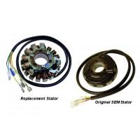 Stator-SEM-Aprilia-AF1 125-Pegaso 125-Red Rose 125-RS125-RX125-Tuareg 125