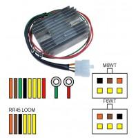 Régulateur-Rectifieur - BMW - R100-R90-R80-R75-R65-R60-R50-R45