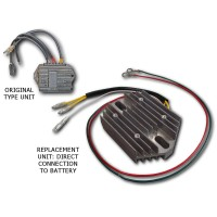 Régulateur Rectifieur -Ducati-350SS-400SS-Monster 400 600 750-600SS-748-750SS-851-888-900-900SS-Paso 906 907-916