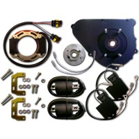Allumage Stator Rotor Bobine Boitier CDI Honda CB350