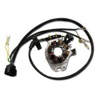 Alternateur Stator Allumage Eclairage Honda CR250R