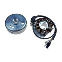 Stator-Rotor -GasGas-SM125-EC200-EC250-SM250-EC300-Wild HP