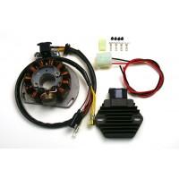 Stator-Regulator Rectifier-KTM-250EXC-250MXC-250SX-250XC-250XCW-300MXC-300XC-300XCW-360MXC-360SX-380EXC-380MXC-380SX