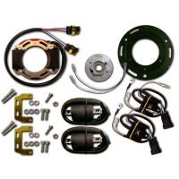 Allumage Stator Rotor Boitier CDI Bobine Yamaha DT125