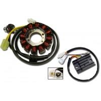 Stator-Régulateur Rectifieur-Yamaha-WR250F-WR450F