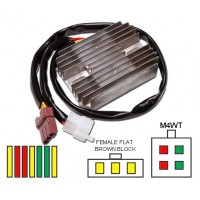 Regulator Rectifier-Piaggio-MP3 125-250-400-500-Carnaby 250-300-X7 250-X8 250-400-XEvo 250-400-Beverly 250-300-400-500-X9 500