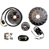 Allumage Stator Rotor Boitier CDI Bobine Vespa 125 PX Vespa 150 PX Vespa 150 Sprint