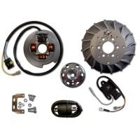 Allumage Stator Rotor Boitier CDI Bobine Vespa 50 PK Vespa 80 PK Vespa 100 PK Vespa 125 PK