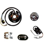Allumage Eclairage Stator Rotor Boitier CDI Bobine Vespa 50 Ciao