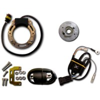 Stator-Rotor-Ignition Coil-Maico-MC250 Magnum-MC250 Mega-MC250 Alpha