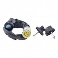 Ignition Key Switch-Honda-TRX450 Fourtrax Foreman-TRX350 Rancher-TRX400 Rancher-TRX500 Fourtrax Foreman Rubicon-TRX420 Rancher