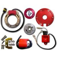Allumage-Stator-Rotor-CDI-Bobine- Suzuki LT80
