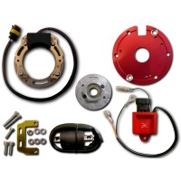 Allumage Stator Rotor CDI Bobine Puch MX125 MX175