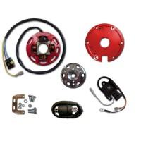 Allumage-Stator-Rotor-CDI-Bobine-Suzuki-RMX50-TS50X