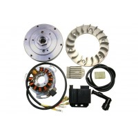 Ignition-Lambretta-Engine GP