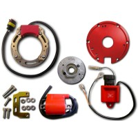 Stator-Rotor-CDI-External Ignition Coil-Kawasaki-KX80-KX85