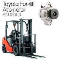 Alternator - Toyota - Forklift truck