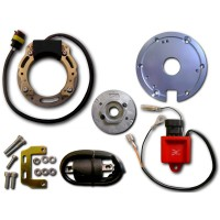 Allumage Stator Rotor Boitier CDI Bobine Yamaha YZ125 YZ250