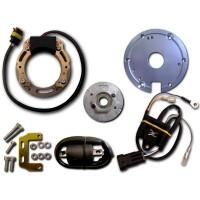 Allumage Stator Rotor Boitier CDI Bobine HT Kawasaki KX500