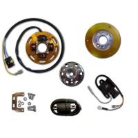 Allumage Alternateur Stator Rotor Boitier CDI Bobine HT Aprilia Habana 50 Mojito 50