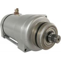 Starter Motor-Yamaha-XV750-XV920 Virago Midnight-XV700-XV750-XV920-XV920R Virago