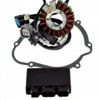 Stator-CDI-Joint Carter-Honda-TRX450R