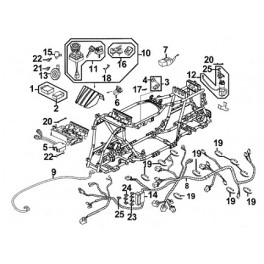 arctic cat 300 red with 226 Boitier Cdi Kymco 400 Mxu on Wiring Diagram For Honda Fourtrax 300 4x4 besides 110427 224791 603009 further Arctic Cat Snowmobile Rear Suspension Parts besides Suzuki King Quad 500 Wiring Diagram additionally Kawasaki 4 Wheeler Wiring Diagram.
