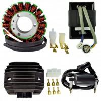 Stator-Boitier CDI-Régulateur-Bobine-Kawasaki-KLF300 Bayou